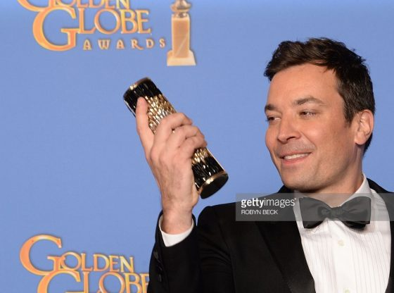 &4th Golden Globe Awards hosted by Jimmy Fallon