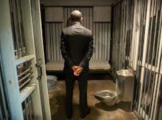 President Obama Visits Torture Jail Cell